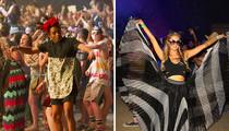 Who Wore it Better?  Jaden Smith vs. Paris Hilton