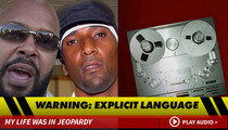 Suge Knight -- Victim Says Rap Mogul Threatened to Kill Him (AUDIO)