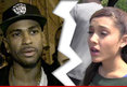 Big Sean & Ariana Grande Split -- Sorry Biebs ... Nothin' To Do W