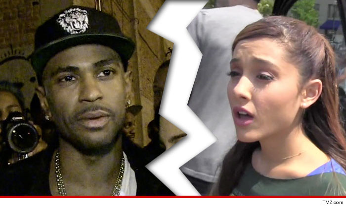 Big Sean Ariana Grande Break Up