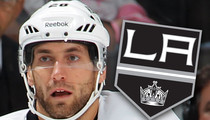 Jarret Stoll -- Partying with Kings Teammates ... During Vegas Drug Arrest