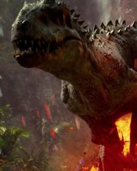 "Chris Pratt's In Some Serious Trouble In New ""Jurassic World"" Trailer"