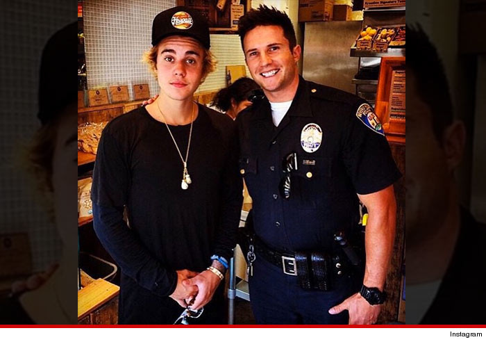 Justin Bieber Police