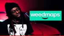 Lil Wayne -- Sparks Music Deal with Pot Biz ... 'Cause It's 4/20 and Stuff