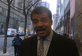 Neil deGrasse Tyson -- The Force Is Not With Me ... I Ride With Trekkies