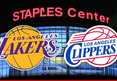 L.A. Clippers -- Got Lakers Permission ... For Locker Room Takeover