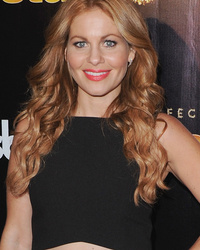 "Candace Cameron-Bure Flaunts Tight Tummy At ""Dancing With The Stars"" Party"