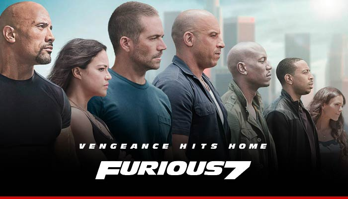 Furious 7 Stunt Drivers Not Credited