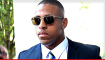 Dallas Cowboys' Greg Hardy -- Suspended By NFL for Domestic Violence