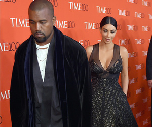 Amy Schumer Pranks Kim & Kanye at Time 100 -- They're Not Amused!