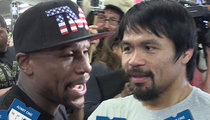 Mayweather vs. Pacquiao -- Tickets Go On Sale ... TODAY!!!