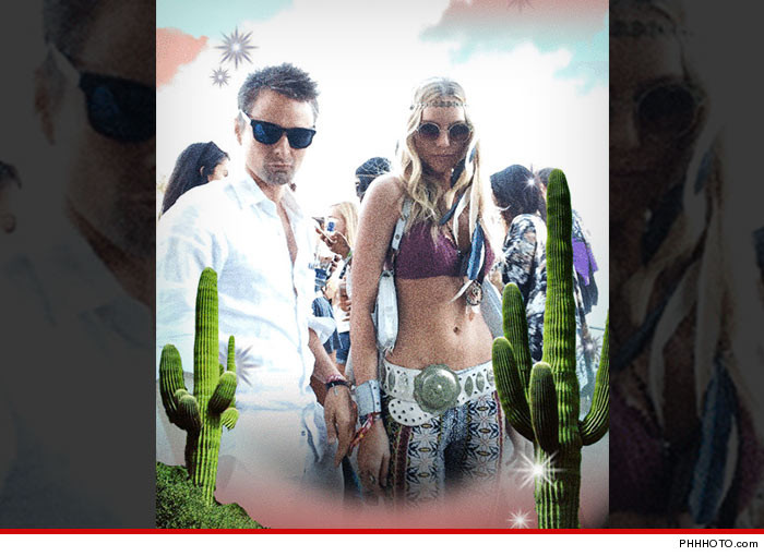 Matt Bellamy New Girlfriend
