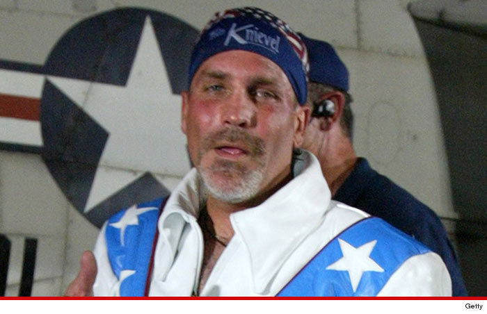Robbie Knievel DUI