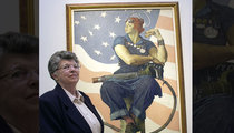 Rosie the Riveter Dead -- Model for Iconic WW II Painting Dies at 92