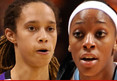Brittney Griner & Fiancee -- WE&