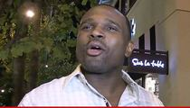 Darius McCrary -- Busted for Taking Son Too Long ... Warrant Costs Him $15k