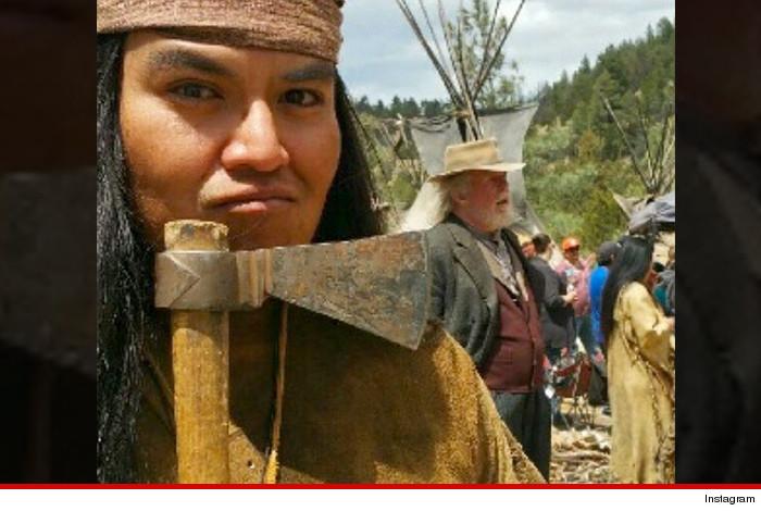 Netflix Native Americans Adam Sandler Movie