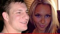 Rob Gronkowski -- Dating Ex-Patriots Cheerleader