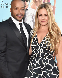 Donald Faison & CaCee Cobb Welcome Baby Girl -- Find Out Her Name!