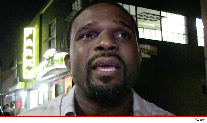 Darius McCrary Son Abused