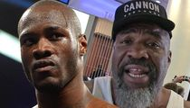 Deontay Wilder -- I'll Fight Shannon Briggs ... But He Needs Practice!