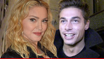 Madonna -- Eyes Fresh Young Meat, And He's Totally Interested In ...