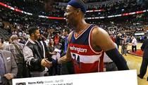Drake -- Blasted By Canadian Politician ... Paul Pierce Handshake Was B.S.