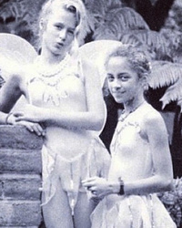 Paris Hilton Shares Sweet Throwback Snap With Nicole Richie