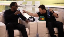 Diddy -- $250,000 Bet with Mark Wahlberg ... Over Mayweather vs. Pacquiao