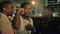 NFL's Chris Johnson -- My Arm Is STRONG!!! ... Despite Gunshot Wound