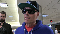 Vanilla Ice -- Cool Down, Native Americans ... Adam Sandler's Not Trying to Be Kevin Costner