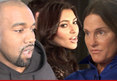 Kanye West -- Music Execs Made Him Feel Bruce Jenner's Pain
