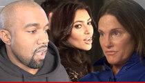 Kanye West -- Music Execs Made Him Feel Bruce Jenner's Pain