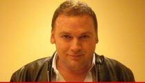 Andrew Getty -- Burglars Steal Silverware after Death