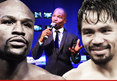 Jamie Foxx -- SINGING NAT'L ANTHEM ... At Mayweather vs. Pacquiao