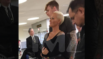 Amber Rose and Machine Gun Kelly -- Ready, Aim, Bang (PHOTO)