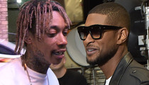 Wiz and Usher Duet -- I Want Her Back, Bye Felicia!
