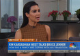 Kim Kardashian -- The Kardashians Are Behind Bruce Jenner 100% (