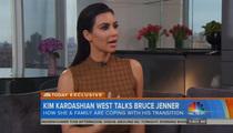 Kim Kardashian -- The Kardashians Are Behind Bruce Jenner 100% (VIDEO)