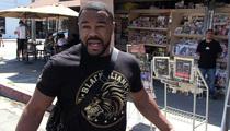 UFC's Rashad Evans -- I Bet UFC Pulls Jon Jones from UFC 187