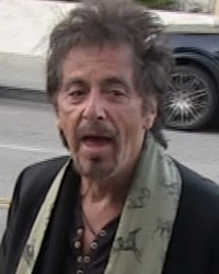 Pics Photos - Al Pacino Al Pacino In Tribeca  Al Pacino