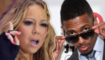 Mariah Carey -- No Mercy for Nick Cannon on Diss Track (TMZ TV)
