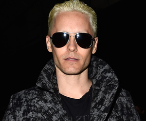 "Jared Leto Beefs Up For His Role In ""Suicide Squad"" -- See His New Guns!"