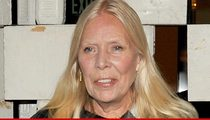 Joni Mitchell -- In a Coma, Unresponsive (Update: With Court Docs)