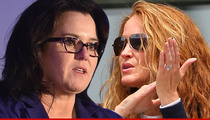 Rosie O'Donnell -- Wife Doesn't Really Want Custody ... She Wants Money