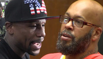 Floyd Mayweather -- NOT PAYING SUGE KNIGHT'S BAIL .. Says Money Team