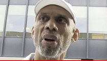 Kareem Abdul-Jabbar -- I'm Out of the Hospital ... After 911 Emergency