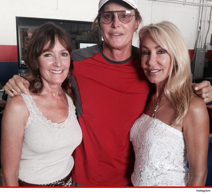Bruce Jenner Ex Wives Photo