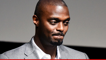 Plaxico Burress -- Shoots Himself In the Foot Over Tax Bill