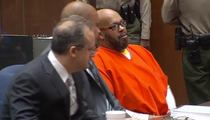 Suge Knight -- Bail Reduction Denied ... Pleads Not Guilty